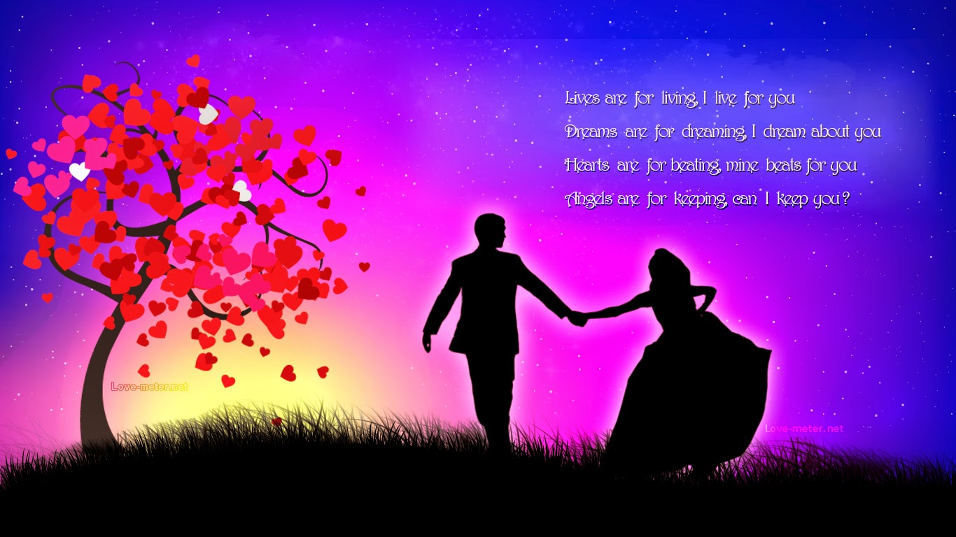 Goodnight My Love Wallpaper Image : Romantic Good Night Quotes. QuotesGram
