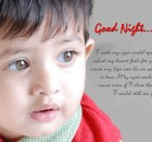 Cute Good Night SMS images pictures and wallpaper