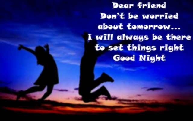 goodnight-message